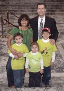melanie roach mormon family