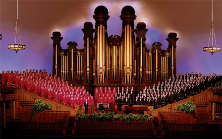 Mormon Tabernacle Choir 2012 Christmas Concert Announced