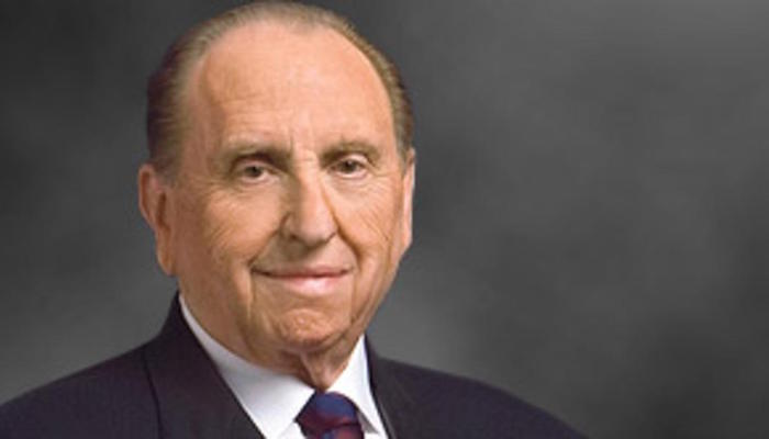 Thomas Spencer Monson LDS Mormon Prophet