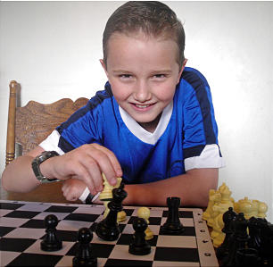 Kayden Troff Mormon chess champion