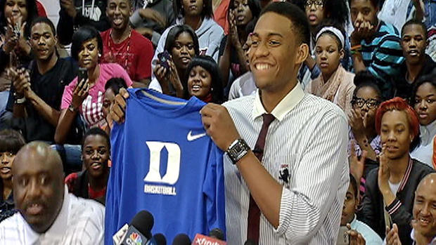Mormon Jabari Parker chooses Duke University