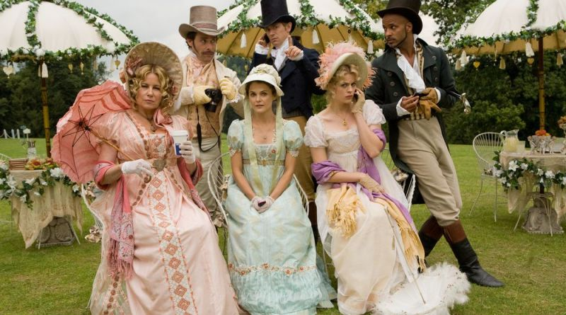Shannon Hale's Austenland Picked up by Sony Pictures