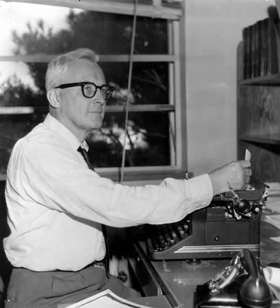 Mormon Scholar Hugh Nibley