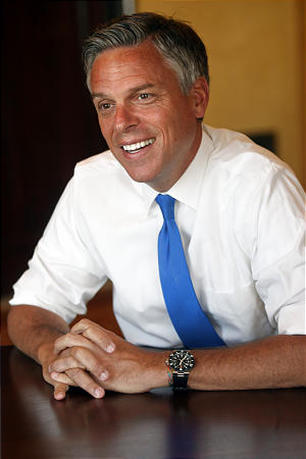 Mormon Jon Huntsman's Political Ascent
