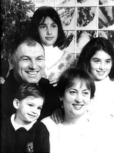 Krešimir Cosić Family Mormon
