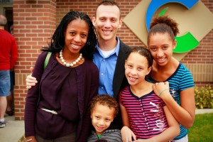 Mormon Mia Love Family
