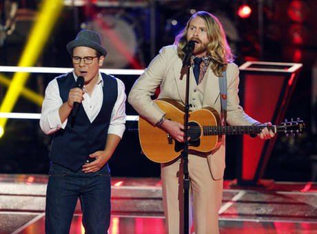 Four Mormon Contestants in Finals on The Voice