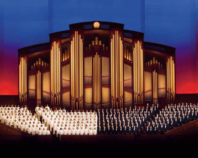 Mormon Tabernacle Choir to Release New CD