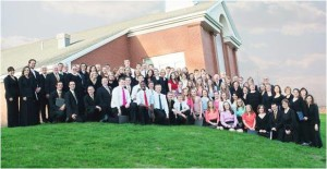The Dazzling Minnesota Mormon Chorale