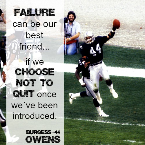 failure burg owens quit lf
