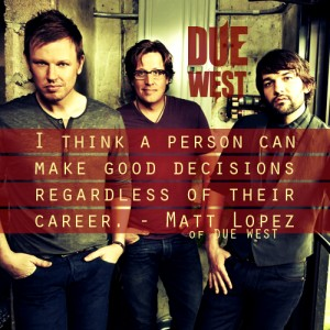 Due West Good Decisions Mormon