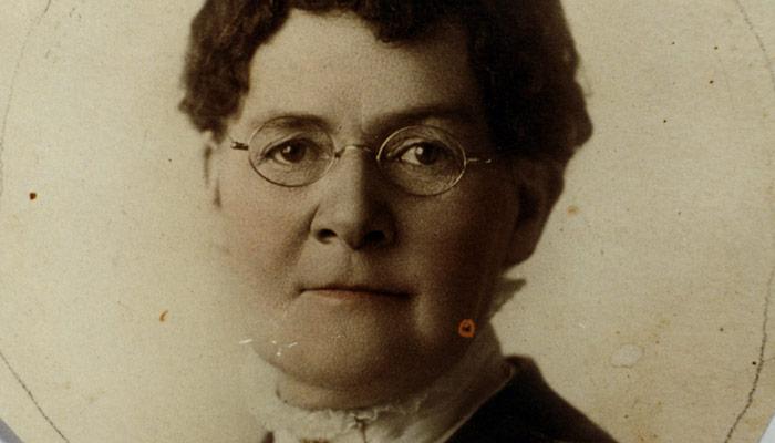 Dr. Martha Hughes Cannon