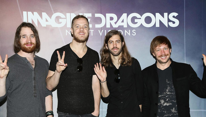 Imagine Dragons: A Rock Band Started by Mormons