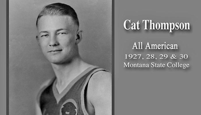 """John Ashworth """"Cat"""" Thompson"""