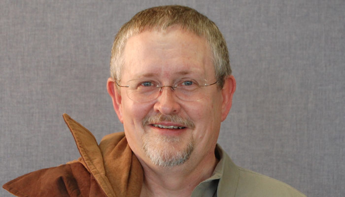 a photo of Orson Scott Card