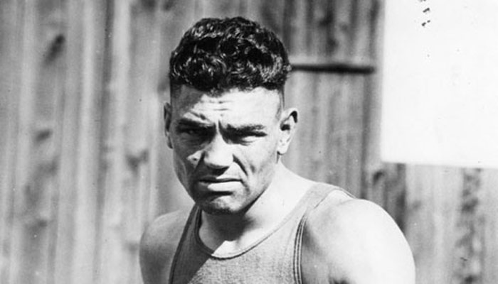 "William Harrison ""Jack"" Dempsey"