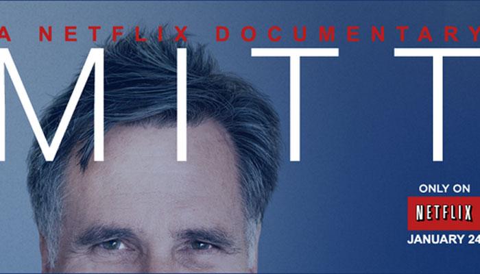 "The Mitt Romney documentary ""Mitt"""