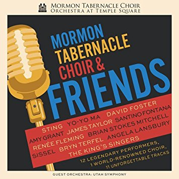 Mormon Tabernacle Choirs Tops Billboard Charts for 12th Time