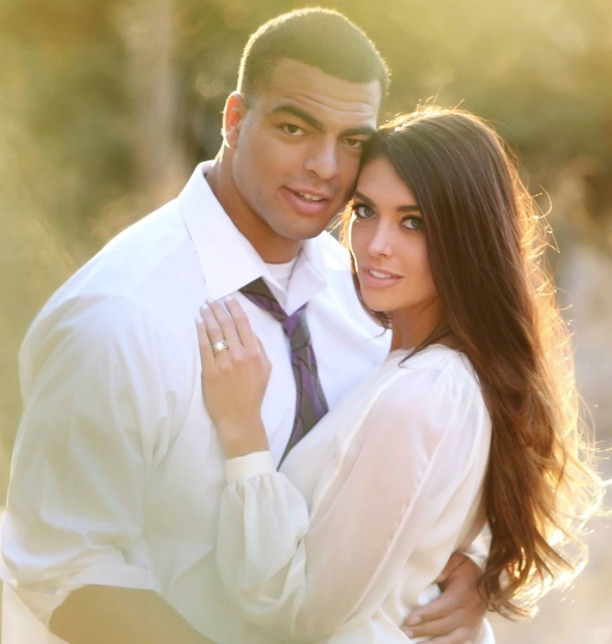 Kyle and Marissa Van Noy