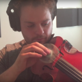 Rob Landes the fidget spinner violinist