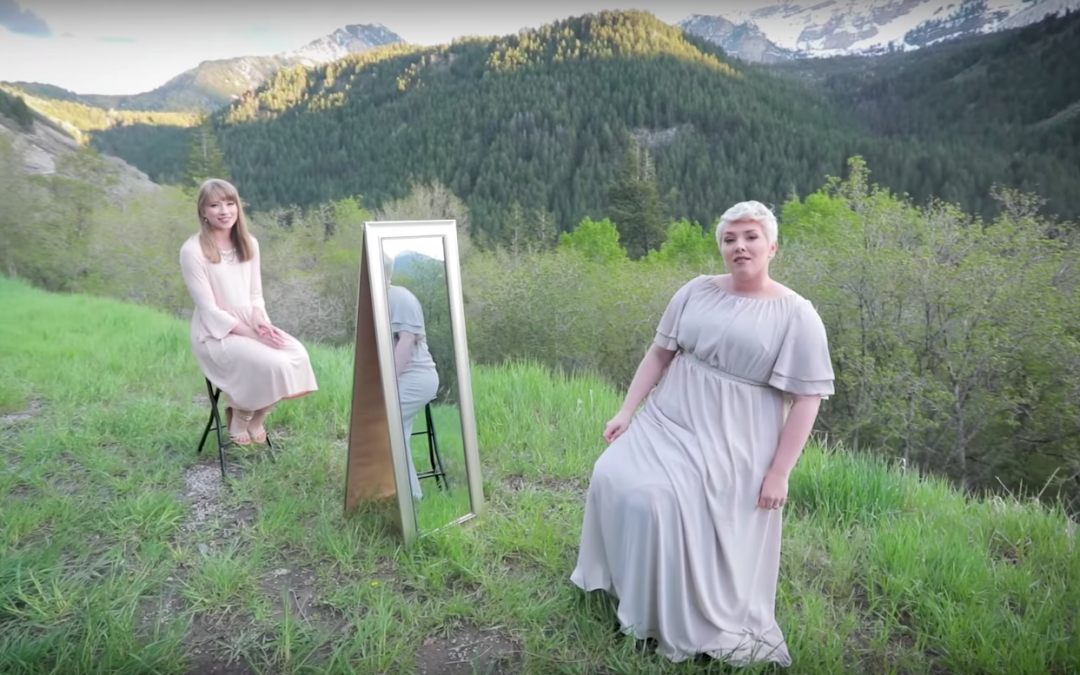 "Monica Moore Smith's Sister Joins her for an Acoustic Cover of ""Such Great Heights"""