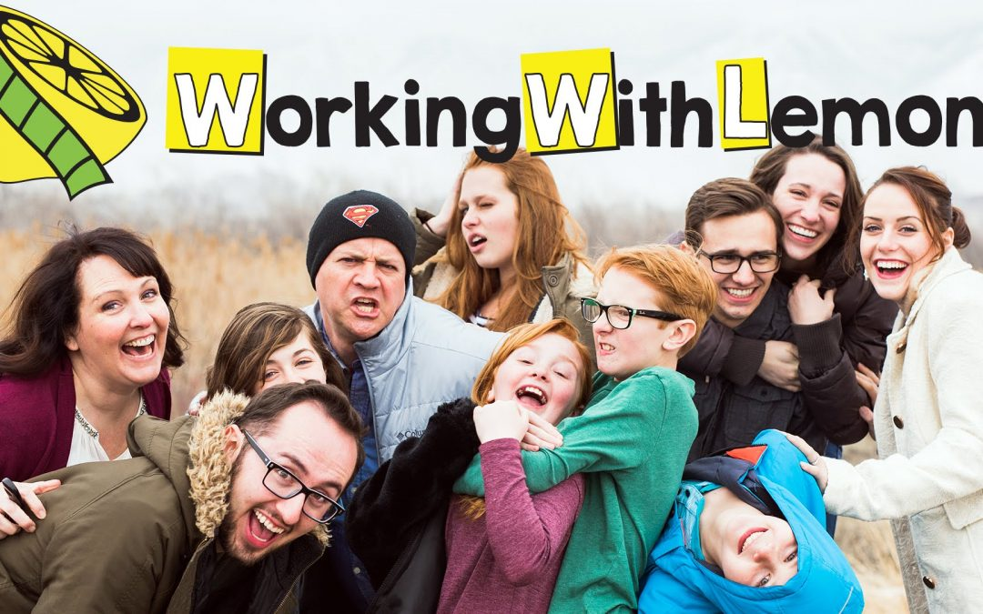 Working with Lemons group photo
