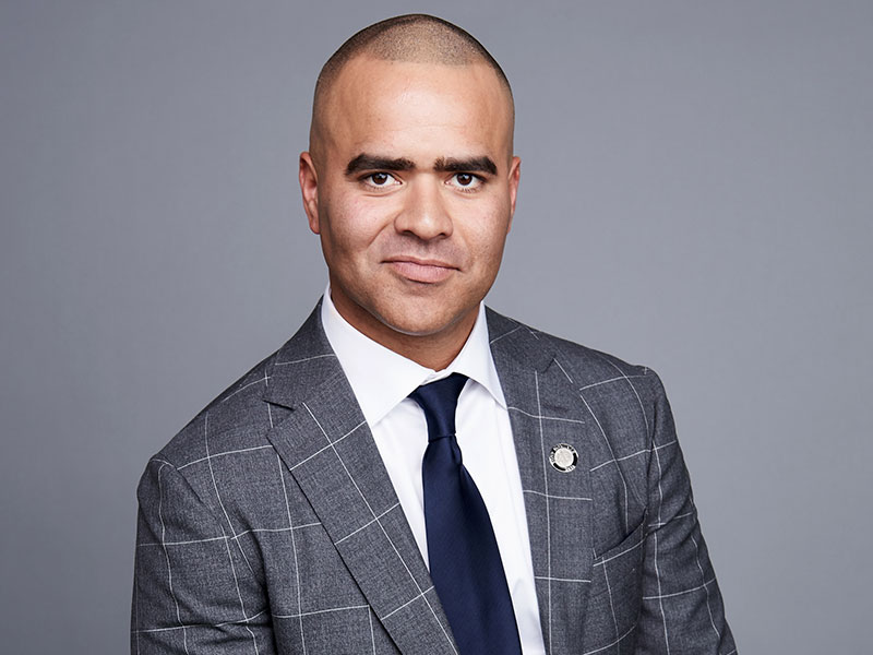 Christopher Jackson to Perform with Mormon Tabernacle Choir