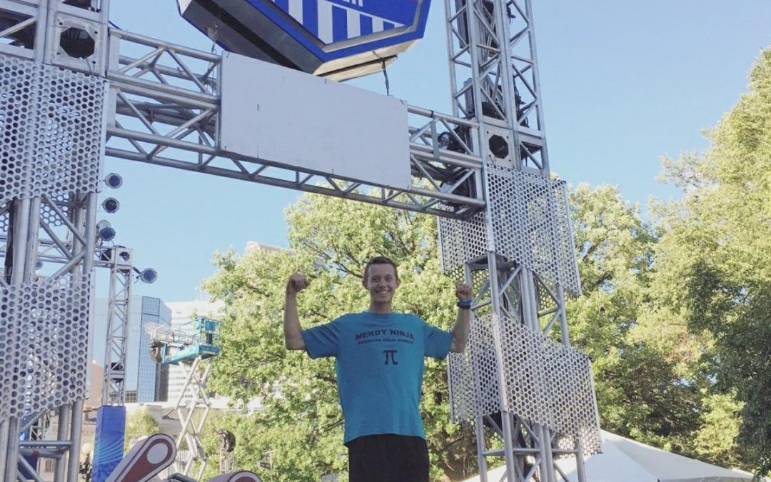 BYU Student to Compete on 'American Ninja Warrior'