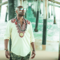 Alex Boye singing Africanized song Keep Your Head Up to the Sky in new music video