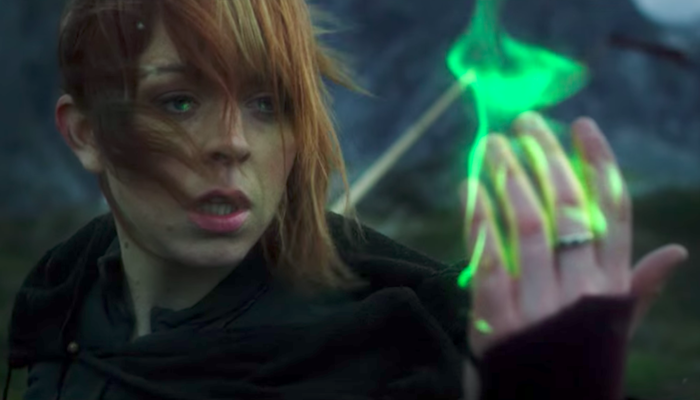 Lindsey Stirling Is Creating her Own Comic Book?