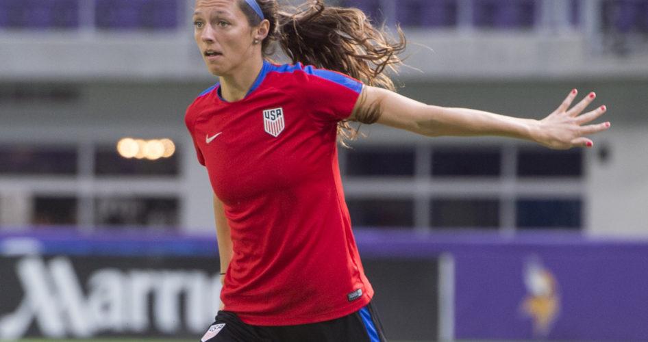 U.S. Soccer Star Nicknamed 'Mormon Goal Scorer'