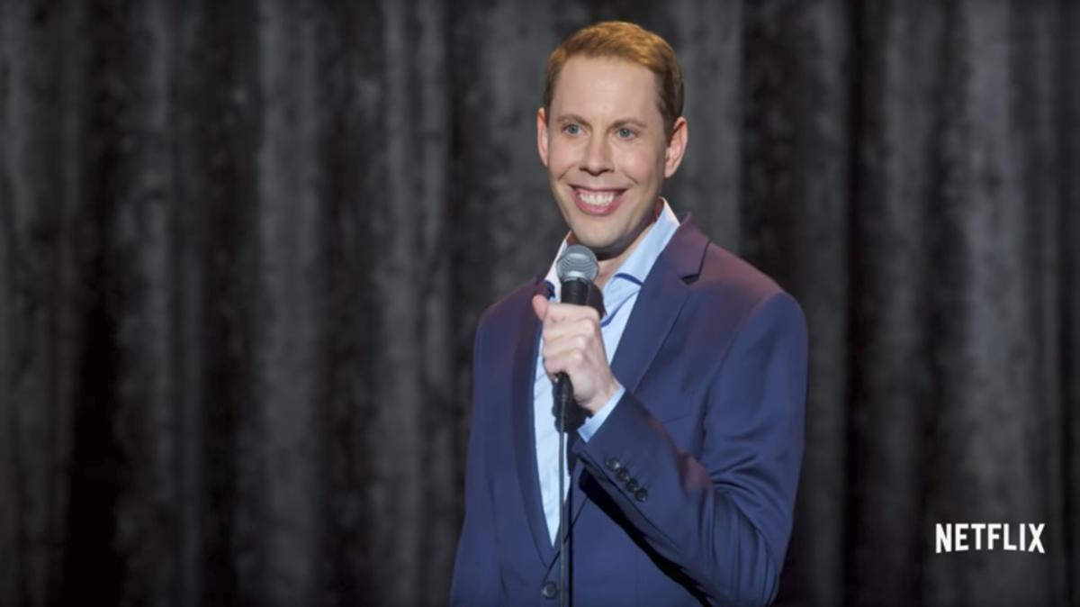 LDS Stand-up Comedian Featured on Netflix
