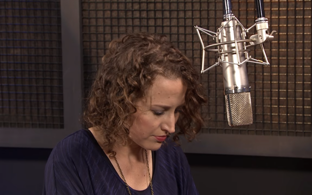 Monica Scott Performs on Mormon Channel Studio