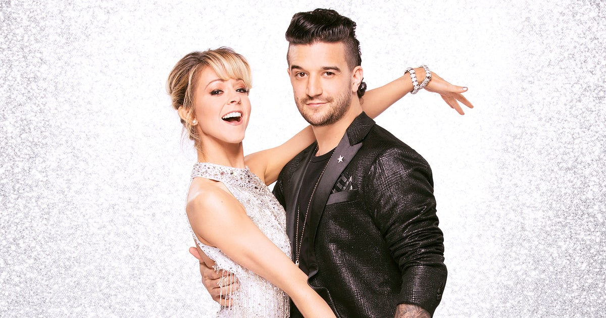 "Lindsey Stirling's Dazzling Performance on ""Dancing With the Stars"""