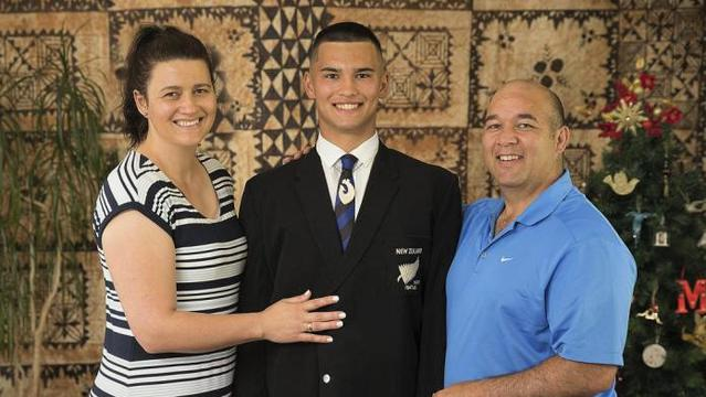 New Zealand High School Rugby Player to Play in Tournament in South Africa