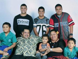 Chu-Ling Family