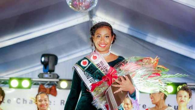 Hally Qaqa Wins TFL Miss Fiji Pageant 2017