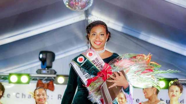 Hally Qaqa - Miss Fiji