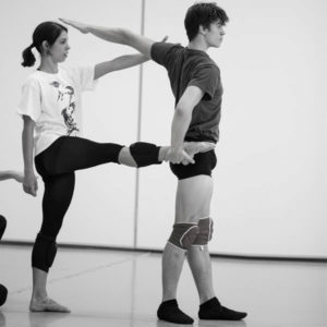 Jake Mangakahia - Ballet