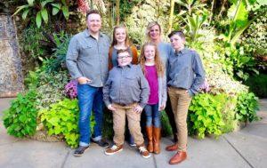 Jude Stamper - Family