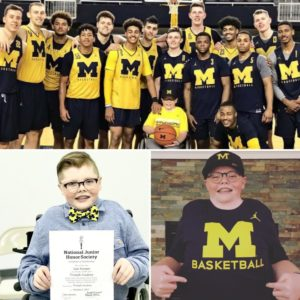 Jude Stamper - Michigan Wolverines