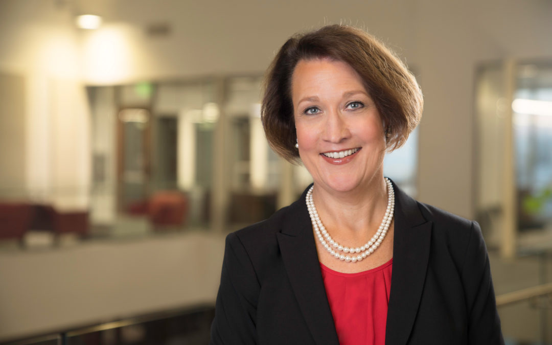 Dr. Ruth V. Watkins Named First Female President in University of Utah's 168-Year History
