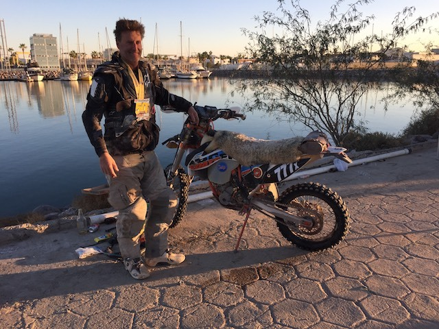 LDS Dad Competes in Baja 1000 Race and is One of Five to Complete the Course