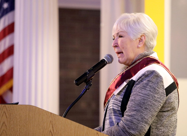 Billionaire Businesswoman Gail Miller is Inducted into the Junior Achievement Utah Business Hall of Fame