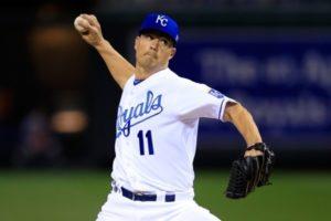 Jeremy Guthrie, Baseball, MLB