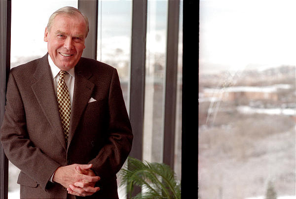 Beloved Father, Friend, and Business Owner, Jon Huntsman, Sr. passes away