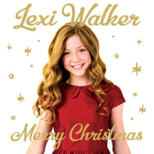 Lexi Walker, SInger, Christmas