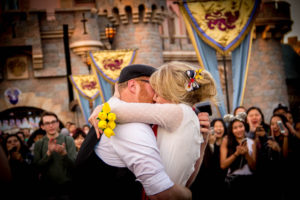 Brent Wallwork and Heather Dixon - Disney