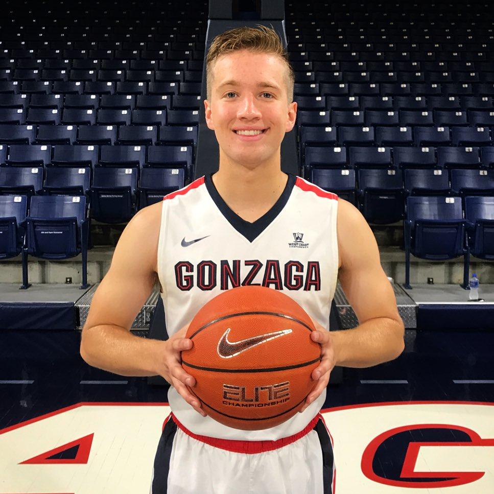 Jesse Wade, Freshman Guard for Gonzaga Bulldogs, Considered an ...
