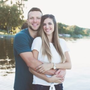 Taysom Hill and Wife